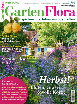 Gartenflora zeitschrift als epaper im ikiosk lesen for Zeitschrift gartenflora