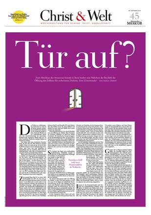 Christ & Welt - ePaper;