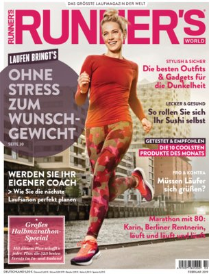 RUNNER'S WORLD - ePaper;