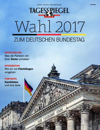 Tagesspiegel Magazin Wahl 2017 - ePaper;