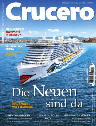 CRUCERO - Das Kreuzfahrtmagazin - ePaper;