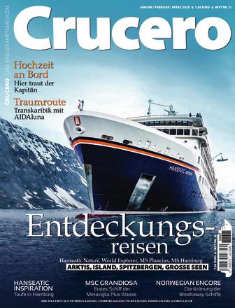 CRUCERO - Das Kreuzfahrtmagazin