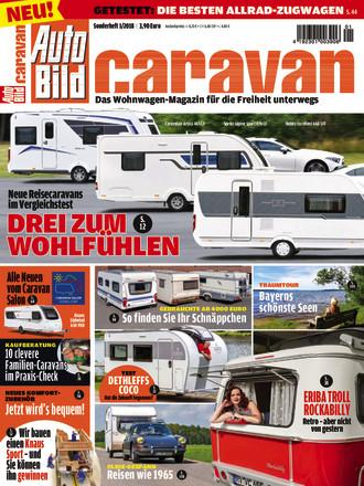 AUTO BILD Reisemobil Sonderheft