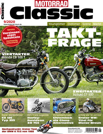 MOTORRAD CLASSIC - ePaper;