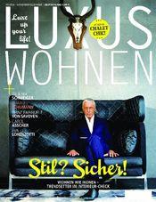 Wohnen Zeitschriften luxus wohnen zeitschrift als epaper im ikiosk lesen