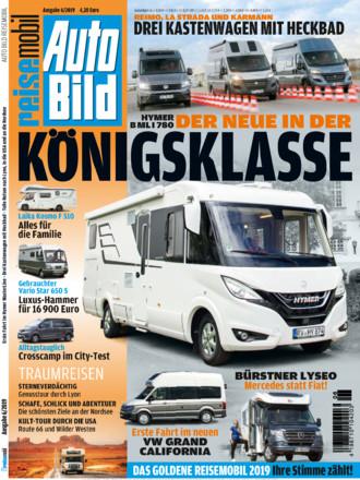 AUTO BILD Reisemobil - ePaper;