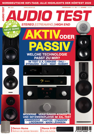 Audio Test - ePaper;