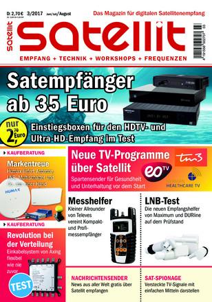 Satellit Empfang + Technik - ePaper;