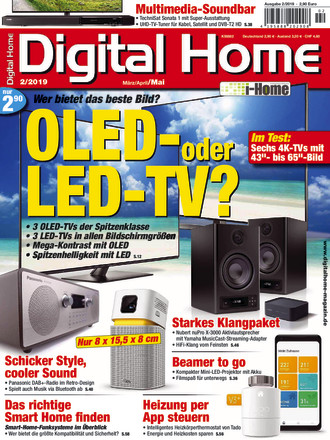 Digital Home - ePaper;