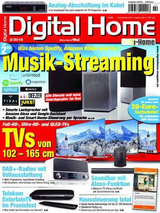 Digital Home - ePaper;
