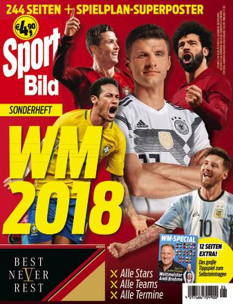 SPORT BILD Sonderheft WM 2018 - ePaper;