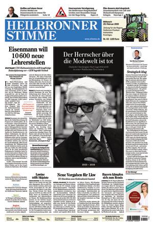 Heilbronner Stimme NORD