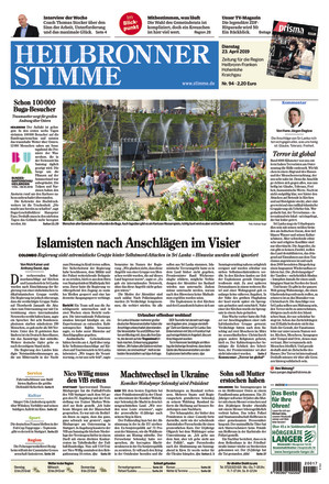 Heilbronner Stimme WEST