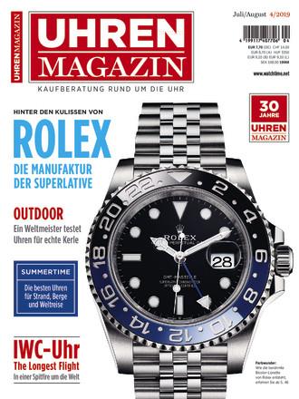 Uhren Magazin - ePaper;