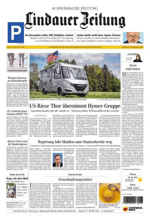 Lindauer Zeitung - ePaper;