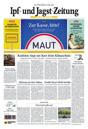 Ipf- und Jagst-Zeitung - ePaper;