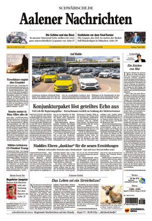 Aalener Nachrichten - ePaper;