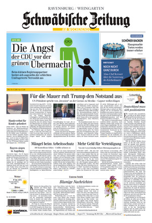 Schwäbische Zeitung Ravensburg - ePaper;