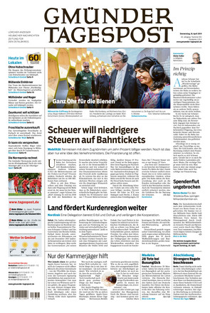 Gmünder Tagespost - ePaper;