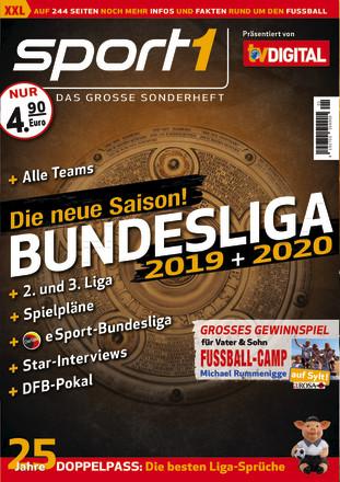 Sport1 Bundesliga Sonderheft - ePaper;