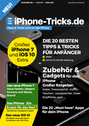 iPhone-Tricks.de Tipps & Tricks - ePaper;