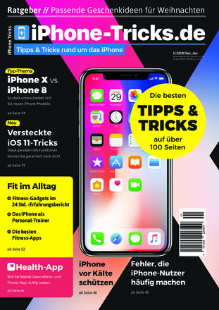 iPhone-Tricks.de Tipps & Tricks - ePaper;