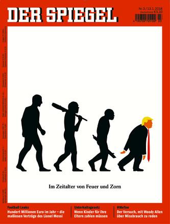 Der spiegel vom als epaper im ikiosk lesen for Spiegel 08 2018