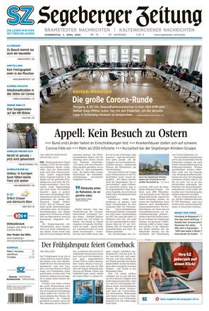Segeberger Zeitung - ePaper;