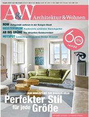 Hervorragend Architektur U0026 Wohnen   Zeitschrift Als EPaper Im IKiosk Lesen