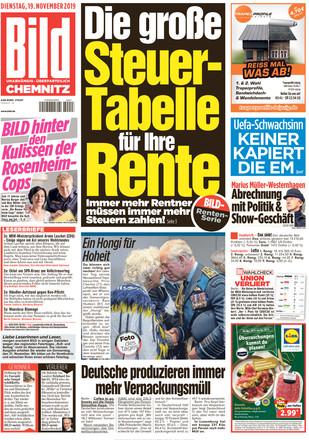 BILD Chemnitz - ePaper;