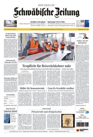 Schwäbische Zeitung Bad Saulgau