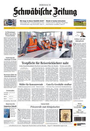 Schwäbische Zeitung Biberach