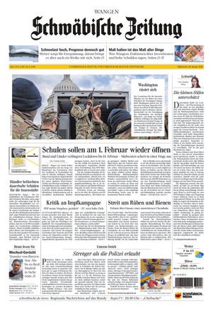 Schwäbische Zeitung Wangen