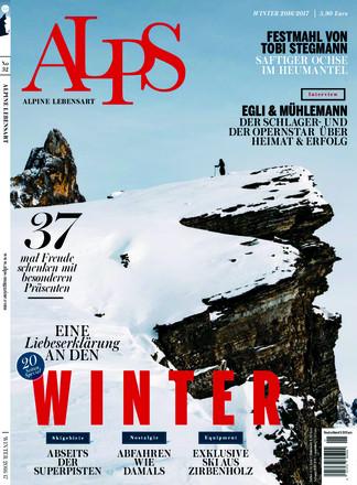 ALPS - Das Magazin für alpine Lebensart - ePaper;