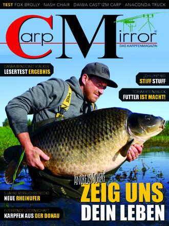 CarpMirror - ePaper;