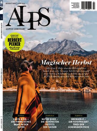ALPS - Das Magazin für alpine Lebensart