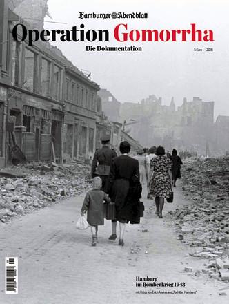 Operation Gomorrah – Hamburger Abendblatt - ePaper;