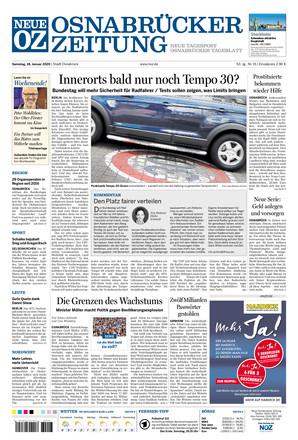 Neue Osnabrücker Zeitung - Stadt - ePaper;