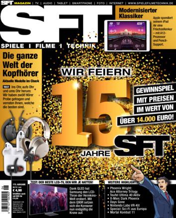 SFT - Spiele Filme Technik - ePaper;