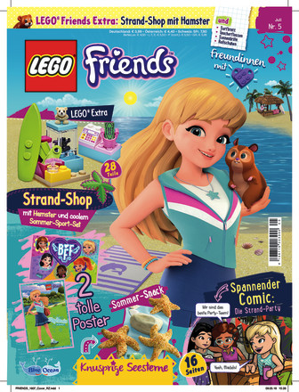 LEGO Friends - ePaper;