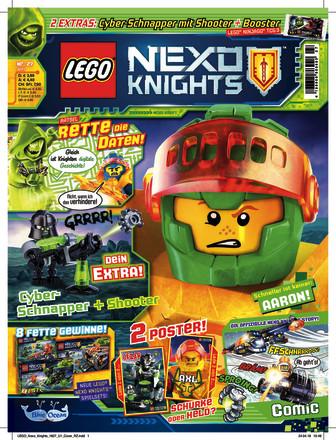 LEGO Nexo Knights - ePaper;