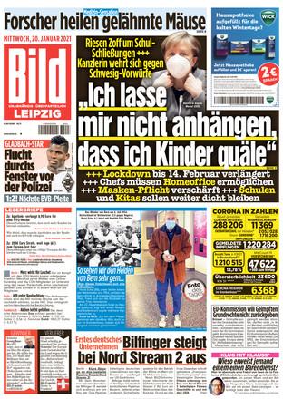 BILD Leipzig - ePaper;