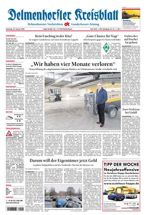 Delmenhorster Kreisblatt - ePaper;