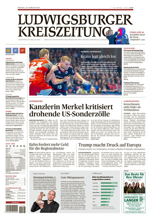 Ludwigsburger Kreiszeitung - ePaper;