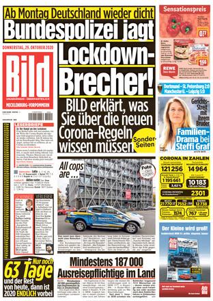 BILD Mecklenburg - ePaper;