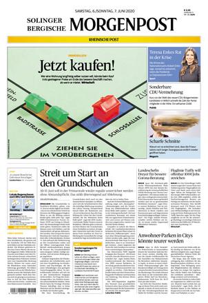 Solinger Morgenpost - ePaper;