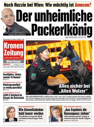 Kronen Zeitung Online Lesen