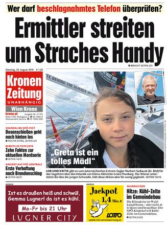 Kronen Zeitung - ePaper;