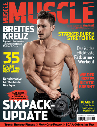 Men's Health Muscle - ePaper;