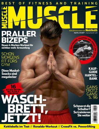 Men's Health Muscle - ePaper;